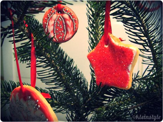 Weihnachtsbaumschmuck : Essbar!