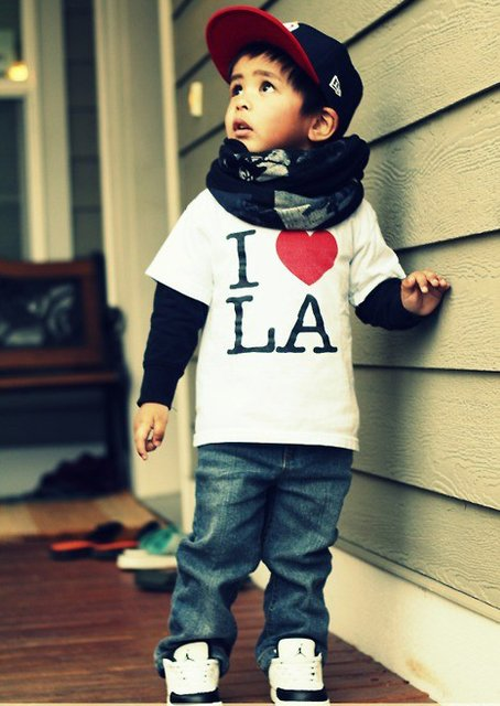 Ich liebe… : Kids-Shirt