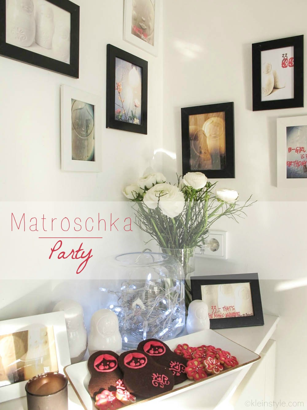 (Kinder)Geburtstag : Matroschka Party!