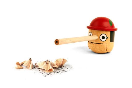 Pinocchio : und immer ein bisschen ehrlicher