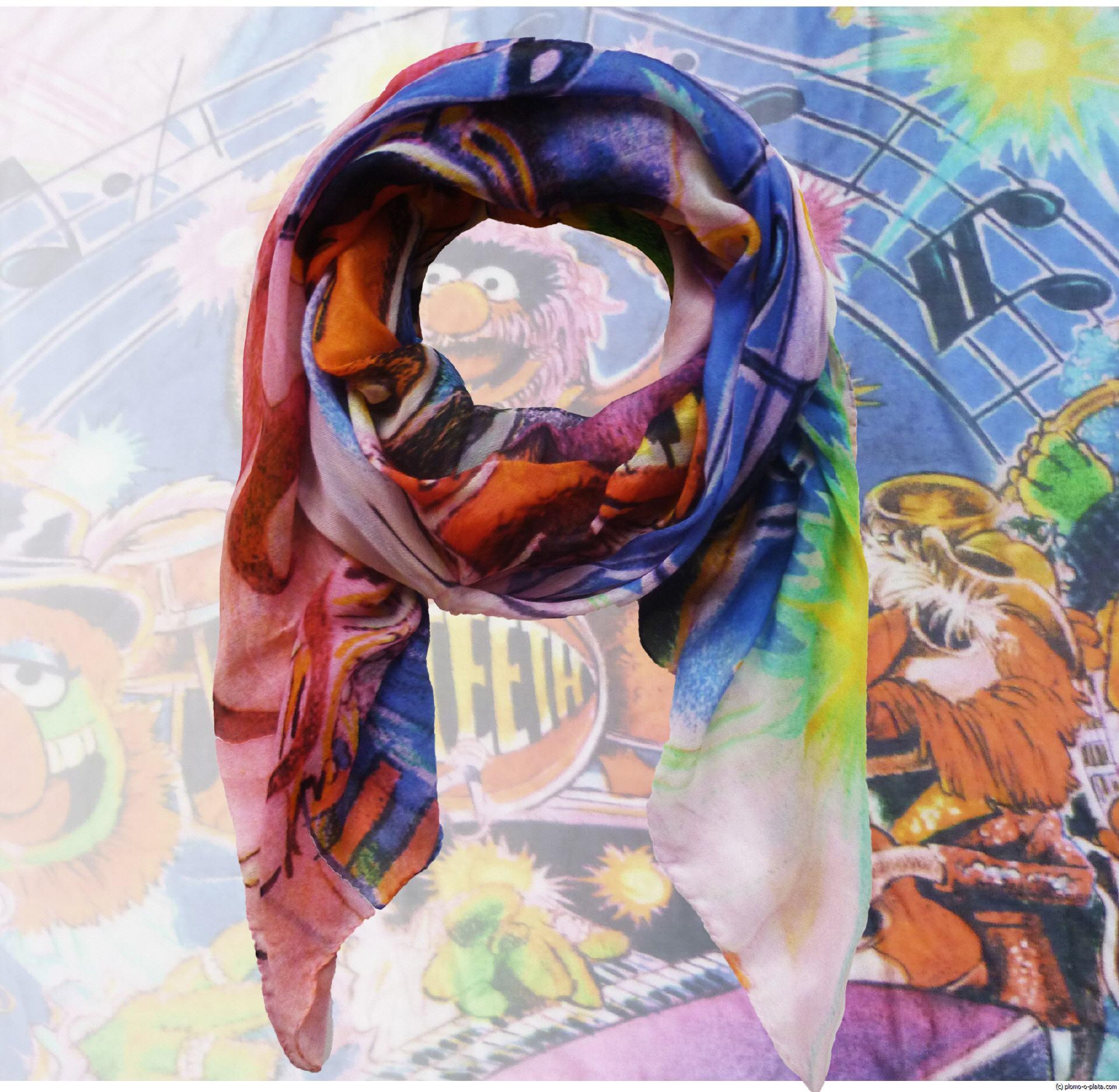 plomo o plata THE MUPPETS scarfs tücher