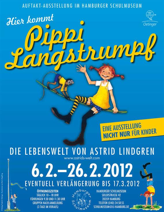 (Deutsch) Astrids Welt : Ausstellung rund um Lindgren's Figuren