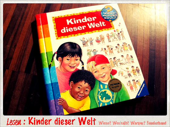 Lesen : Kinderalltag mal anders!
