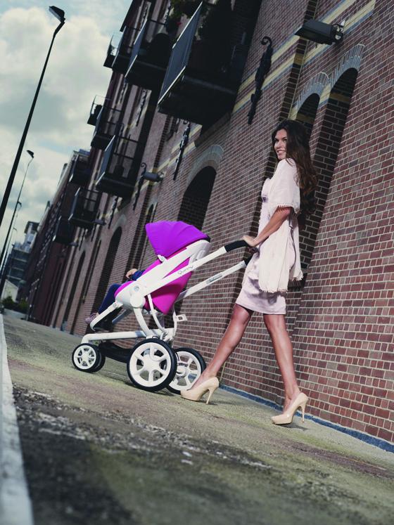 Quinny Lifestyle Moodd Kinderwagen