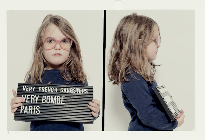 very french gangsters kinderbrillen