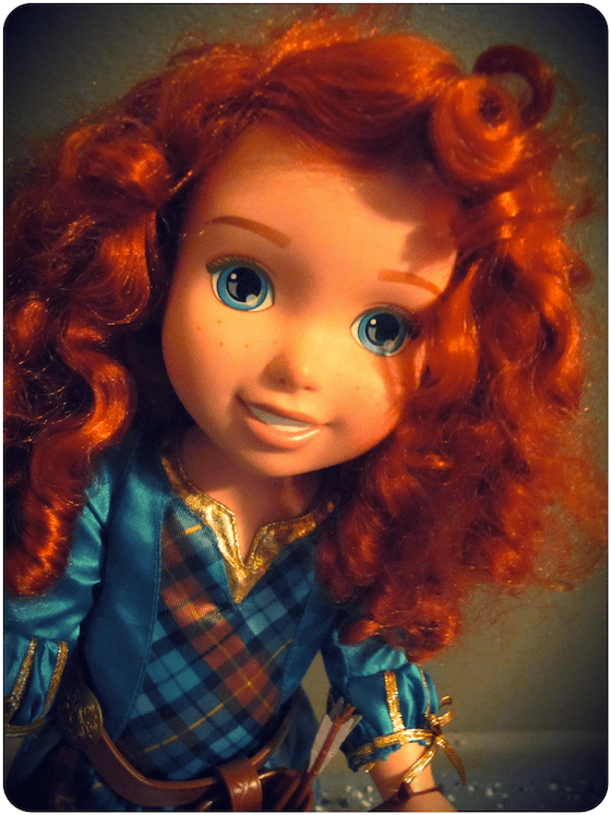 Merida Mania : Books, Dolls & Co.
