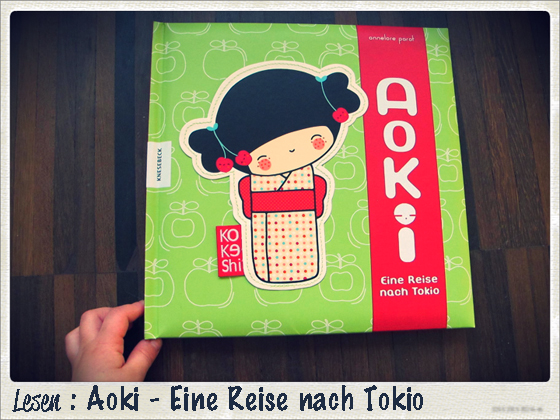 Lesen : Mit den Kokeshis Japan erleben