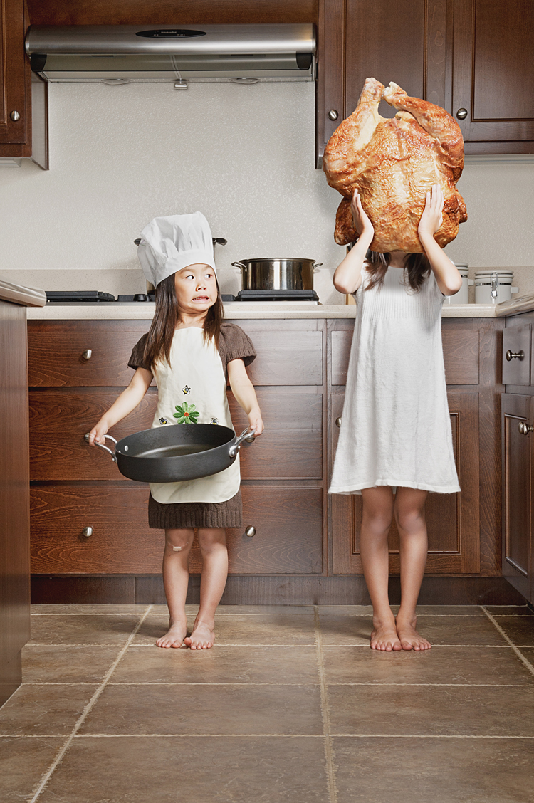 Kristin and Kayla : das etwas andere Familienportait!