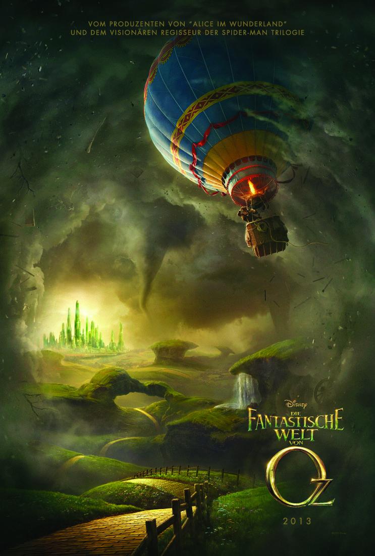 Film : Die fantastische Welt von Oz