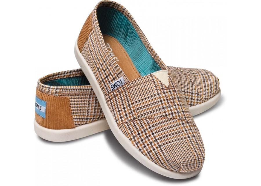 TOMS : ein Schuh für mich, ein Schuh für dich!