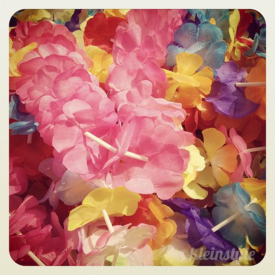 Aloha Hawaiian Luau Kinder Geburtstag kids birthday party cake cookies decoration lei