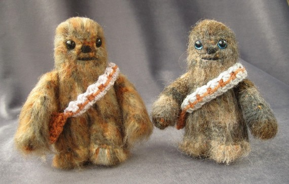 lucy ravenscar star wars amigurumi patterns chewbacca