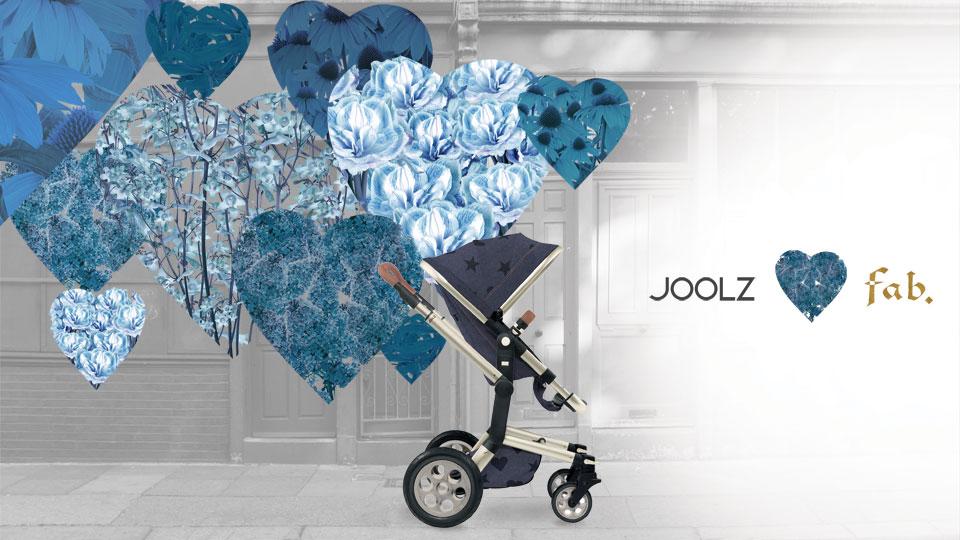 Joolz Day by Fab. Kinderwagen limitierte edition stroller limited edition Fabienne Chapot