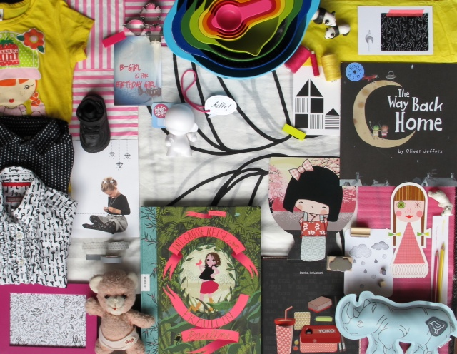 BYW Bootcamp Moodboard by family design and styleblog kleinstyle.com inspiration, vision, topics, content