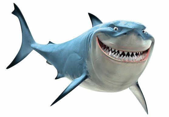 (Deutsch) Food Friday : Bruce' vegetarische Hai-Suppe