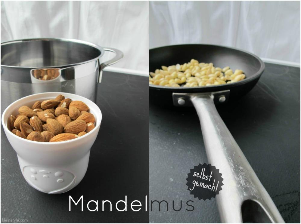 mandelmus selbstgemacht mit dem Vitamix standmixer by kleinstyle herstellung