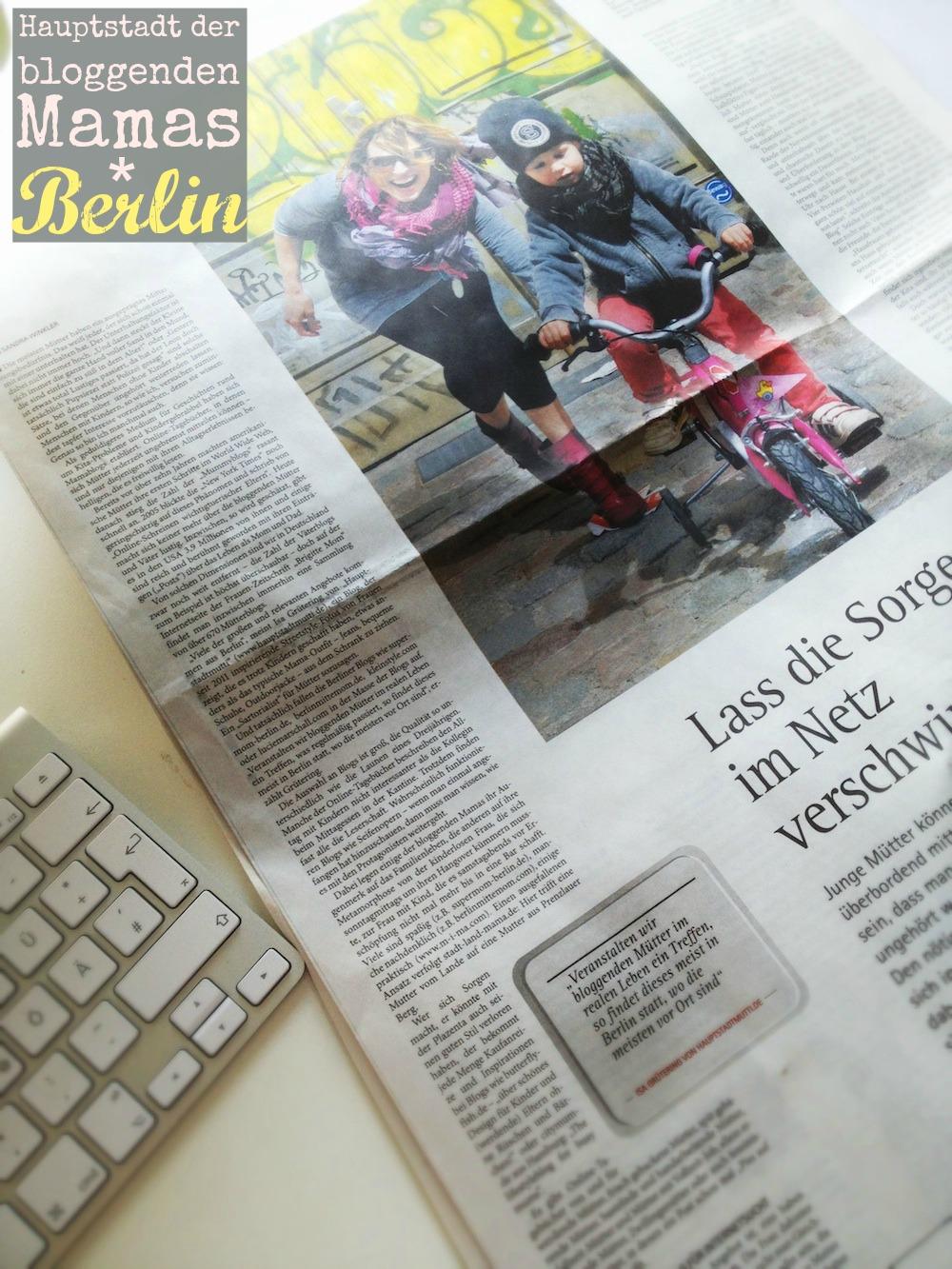 (Deutsch) Berlin : Hauptstadt der bloggenden Mütter