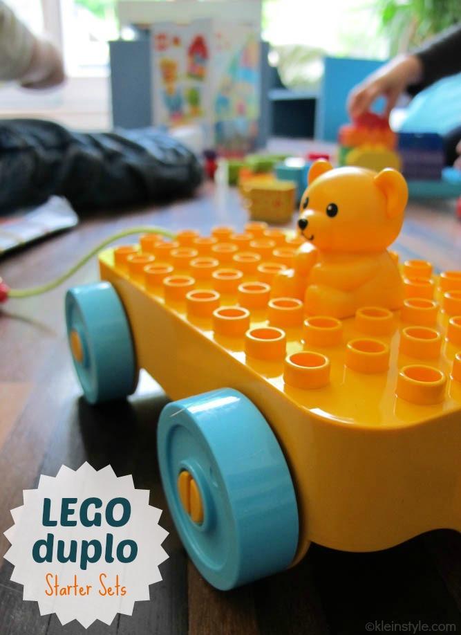 Von Anfang an : LEGO Duplo