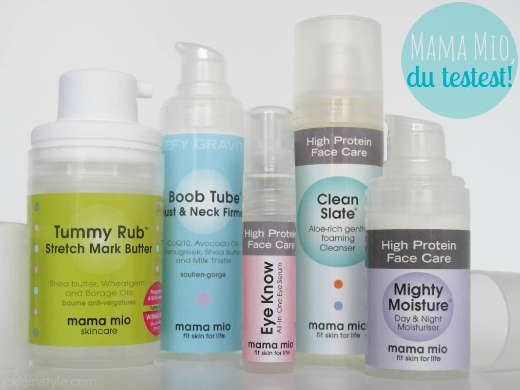 MAMA MIO testprodukte testerinnen gesucht by kleinstyle.com