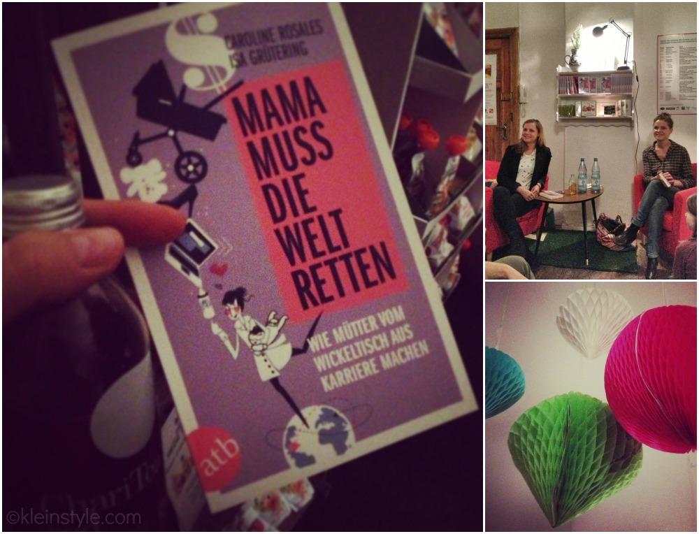 Media Montag : Mama muss die Welt retten