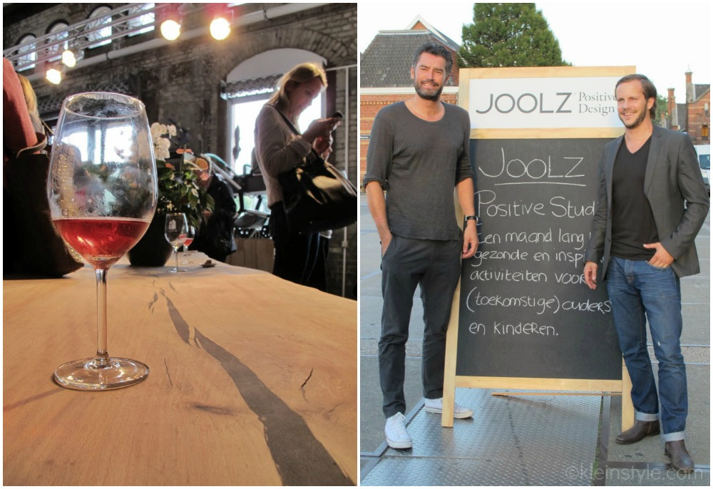 joolz positive studio Emile Kuenen und Stan Vermeulen amsterdam collage joolz press event by kleinstyle.com