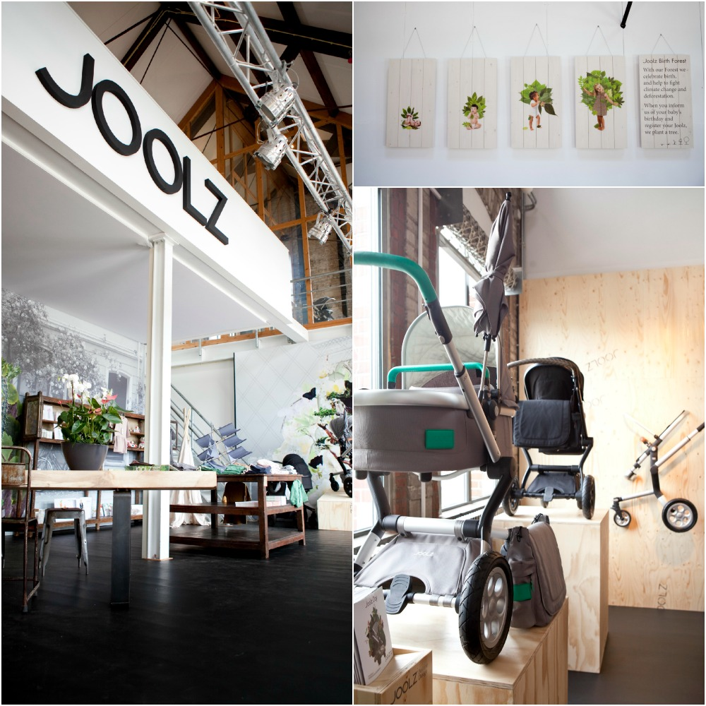 Joolz : Positive Studio in Amsterdam