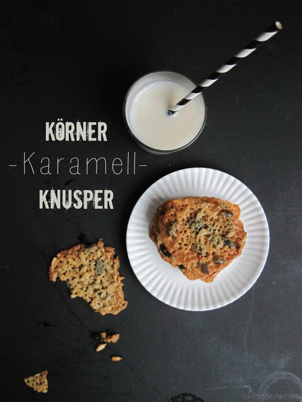 food friday, gesunde kinder und familienrezepte karamell knusper by kleinstyle.com 03