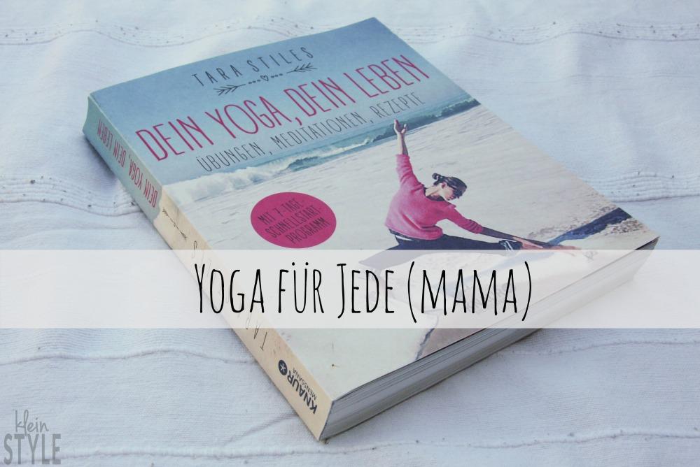 Yoga for everyMom : Tara Stiles