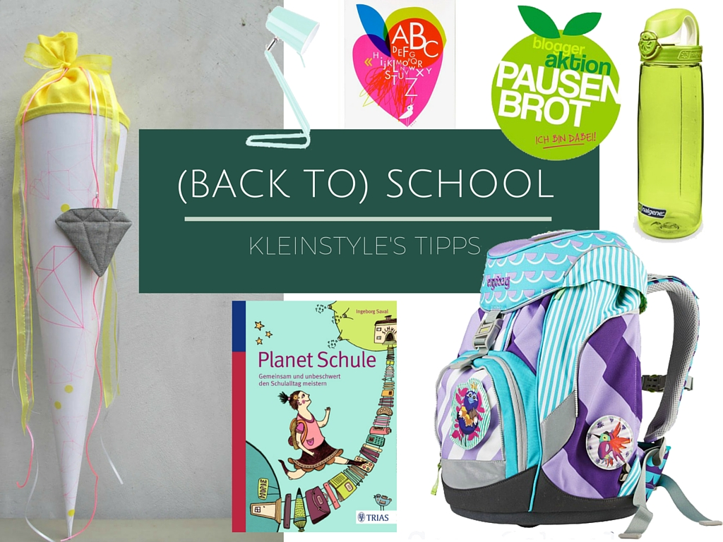 (Back to) School : kleinstyle's Tipps