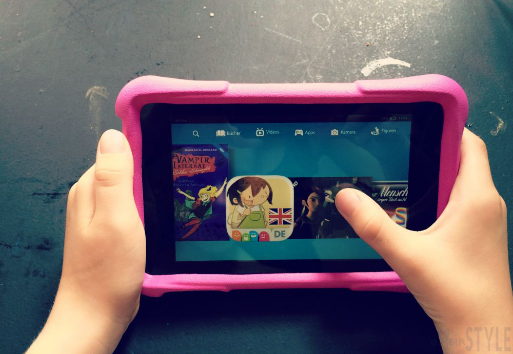 amazon kindle fire hd 6 kids edition im test 02 pic © kleinstyle.com
