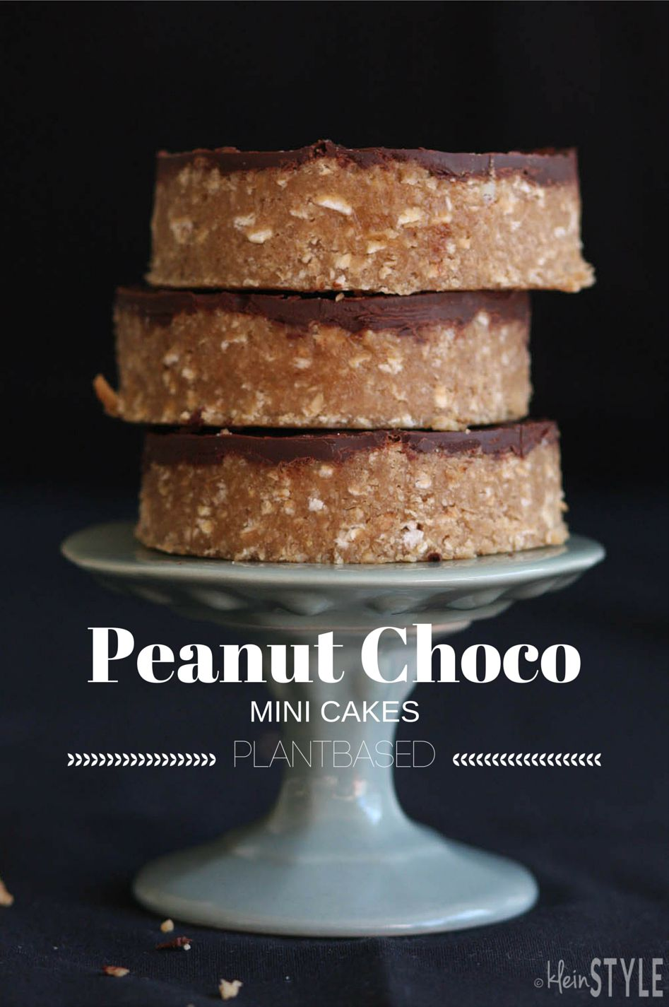 Food Love Friday : Peanut Choko Mini Cakes