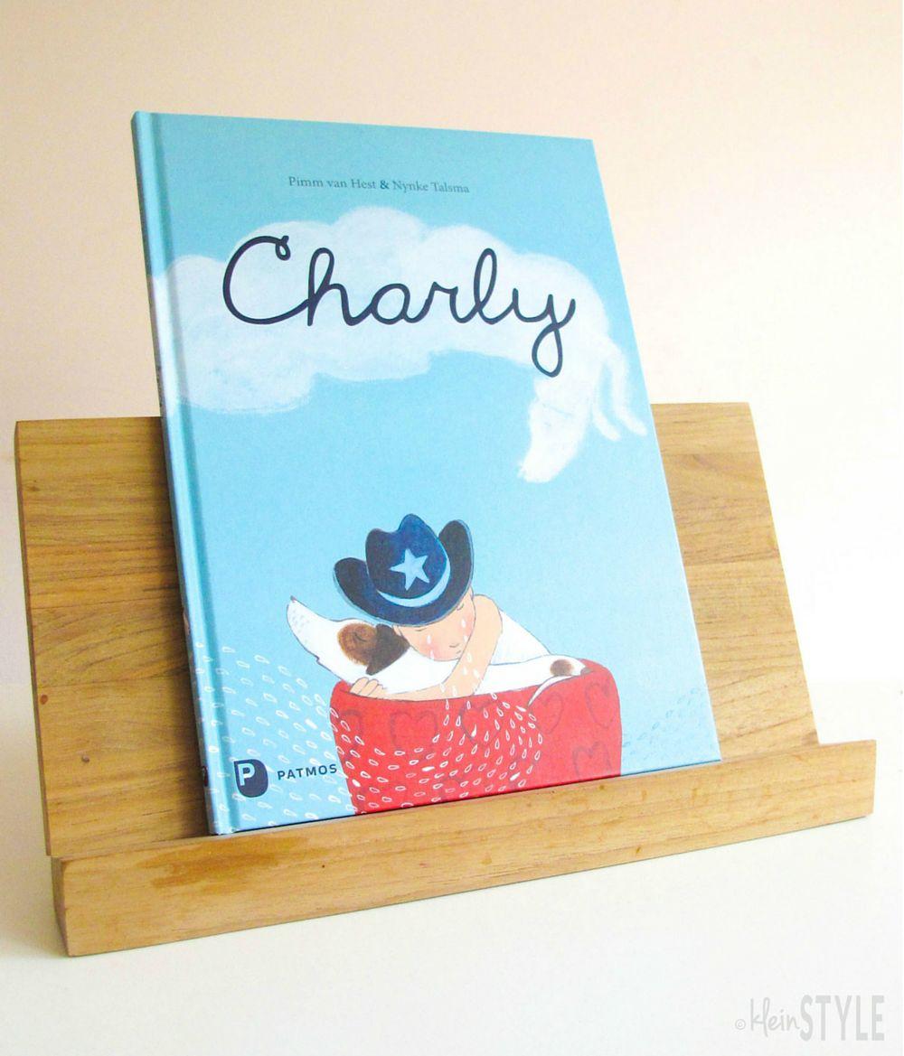 Charly Kinderbuch Rezension ©kleinstyle.com