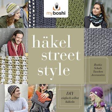 myboshi Haekel street style buch becker joest volk verlag