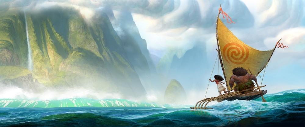 Vaiana_ Moana Disney Concept art