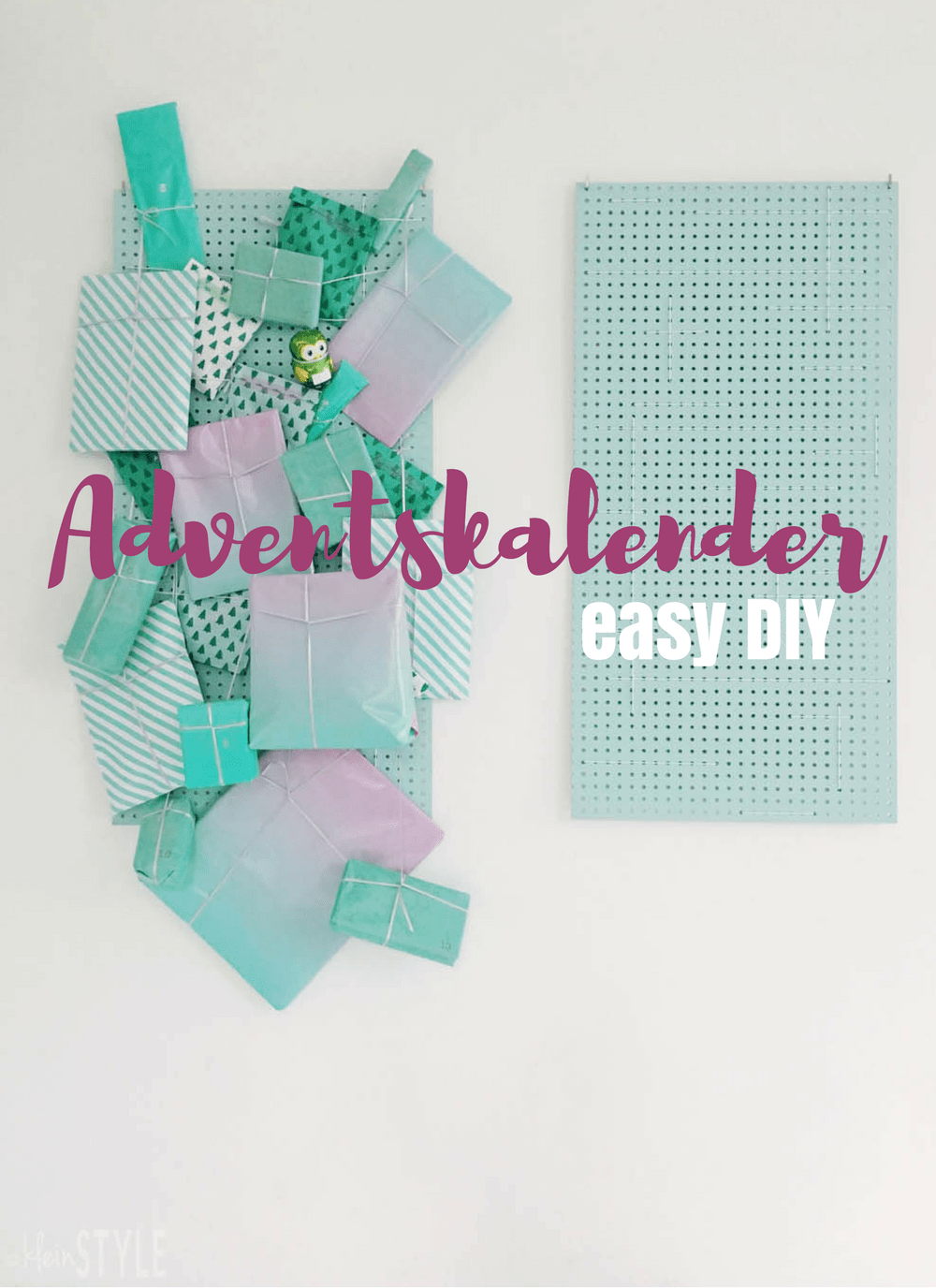 (Deutsch) Adventskalender : easy DIY