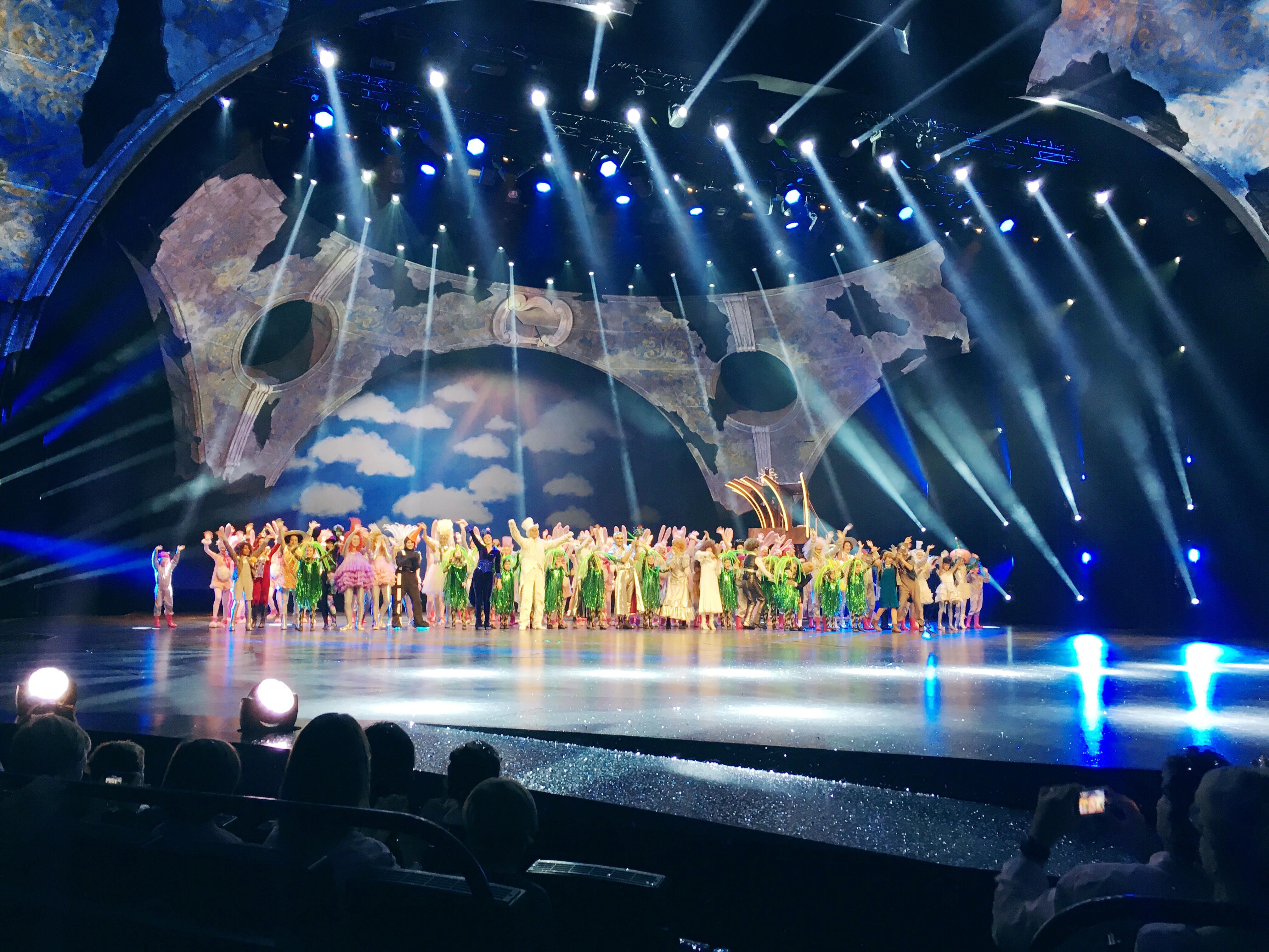 Faszination Friedrichstadt-Palast : Kindershow »Verrückte Sonne«