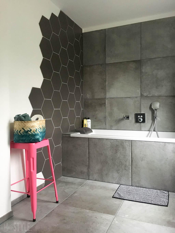 Umzug und Veränderung : Hereinspaziert ins neue Bad!