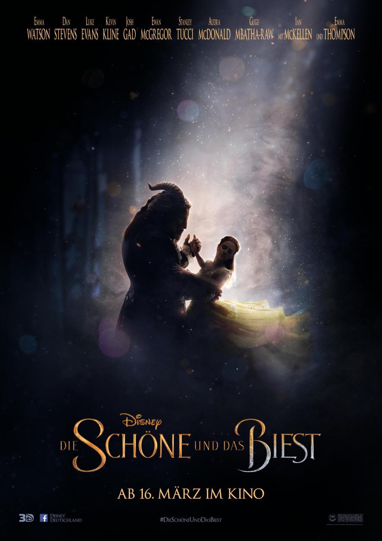 Walt Disney Die Schoene und das Biest Realfverfilmung mit Emma Watson