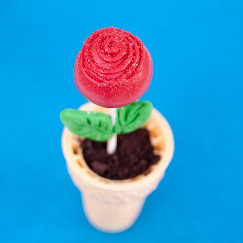 Rosen Cakepop