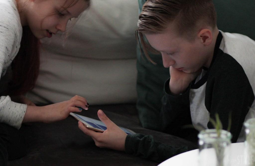 Schau Hin App Mediennutzung bei Kindern Elernratgeber by kleinstyle.com- Medienkompetenz