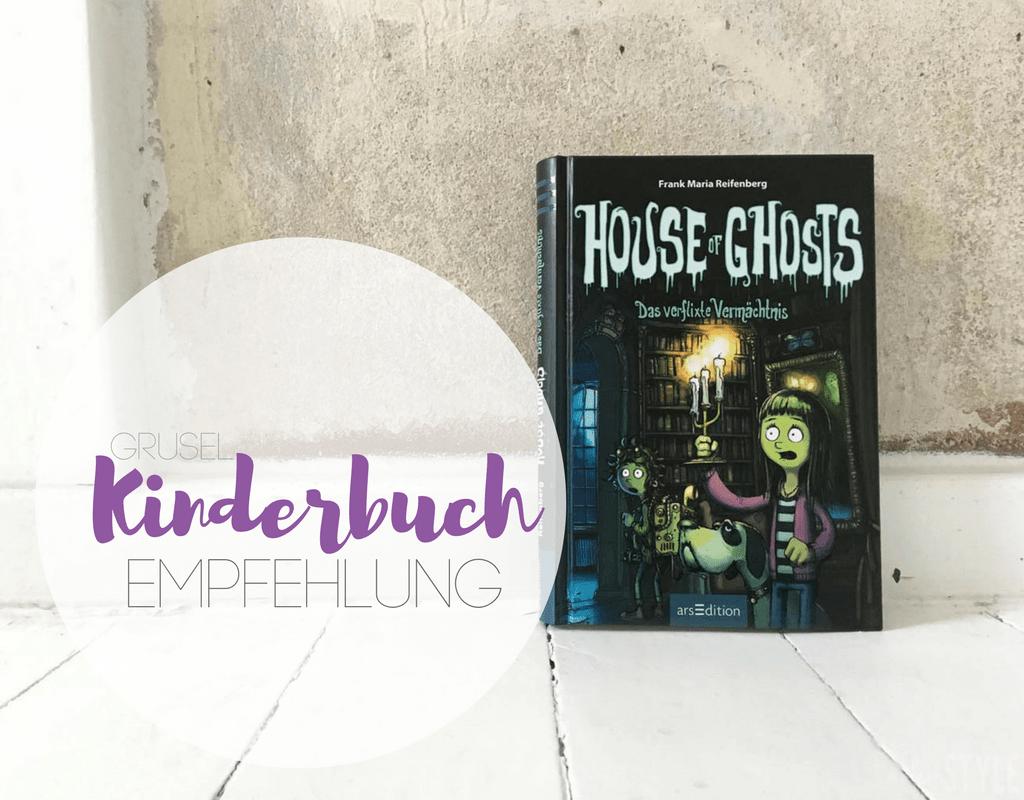 (Kinder)Buch-Tipp : passend zum bevorstehenden Halloween