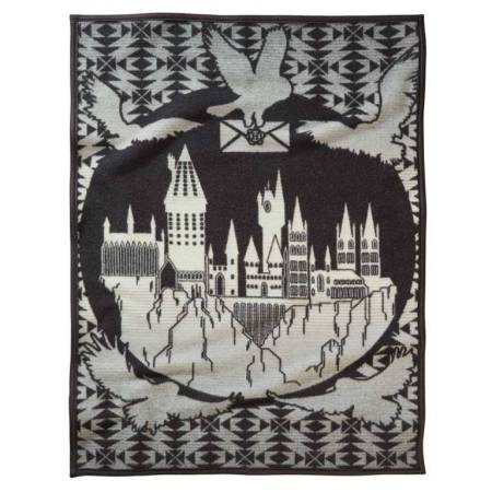 Harry Potter X Pendleton Baby Wolldecke Hogwarts is my Home