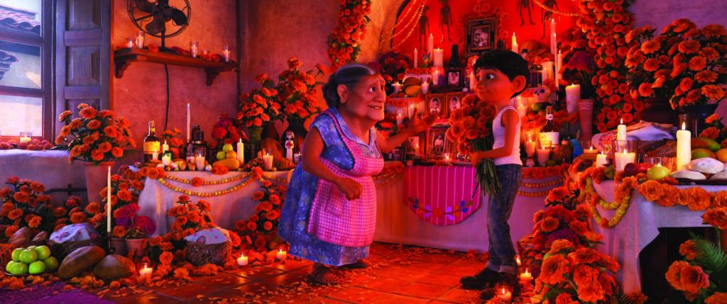 (Deutsch) Día de los Muertos : Animationsfilm COCO feiert Familie & mexikanische Tradition