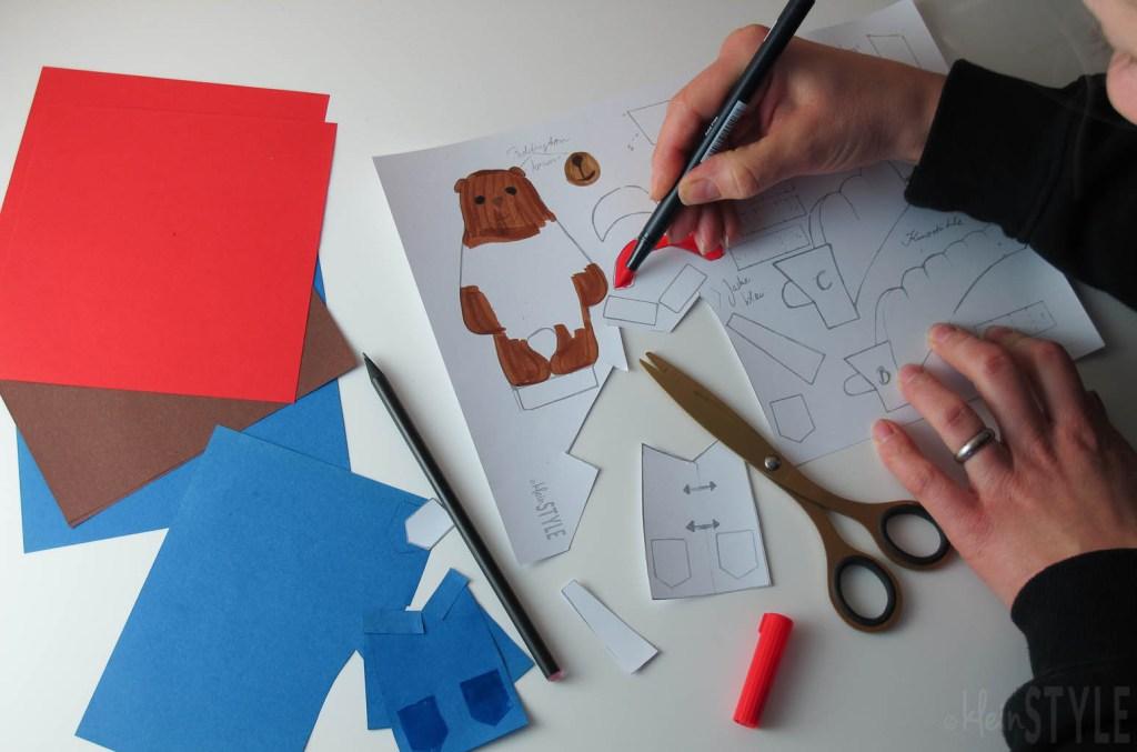 Paddington DIY Pop-Up Karte Anleitung free printable by kleinstyle.com (6 von 11)
