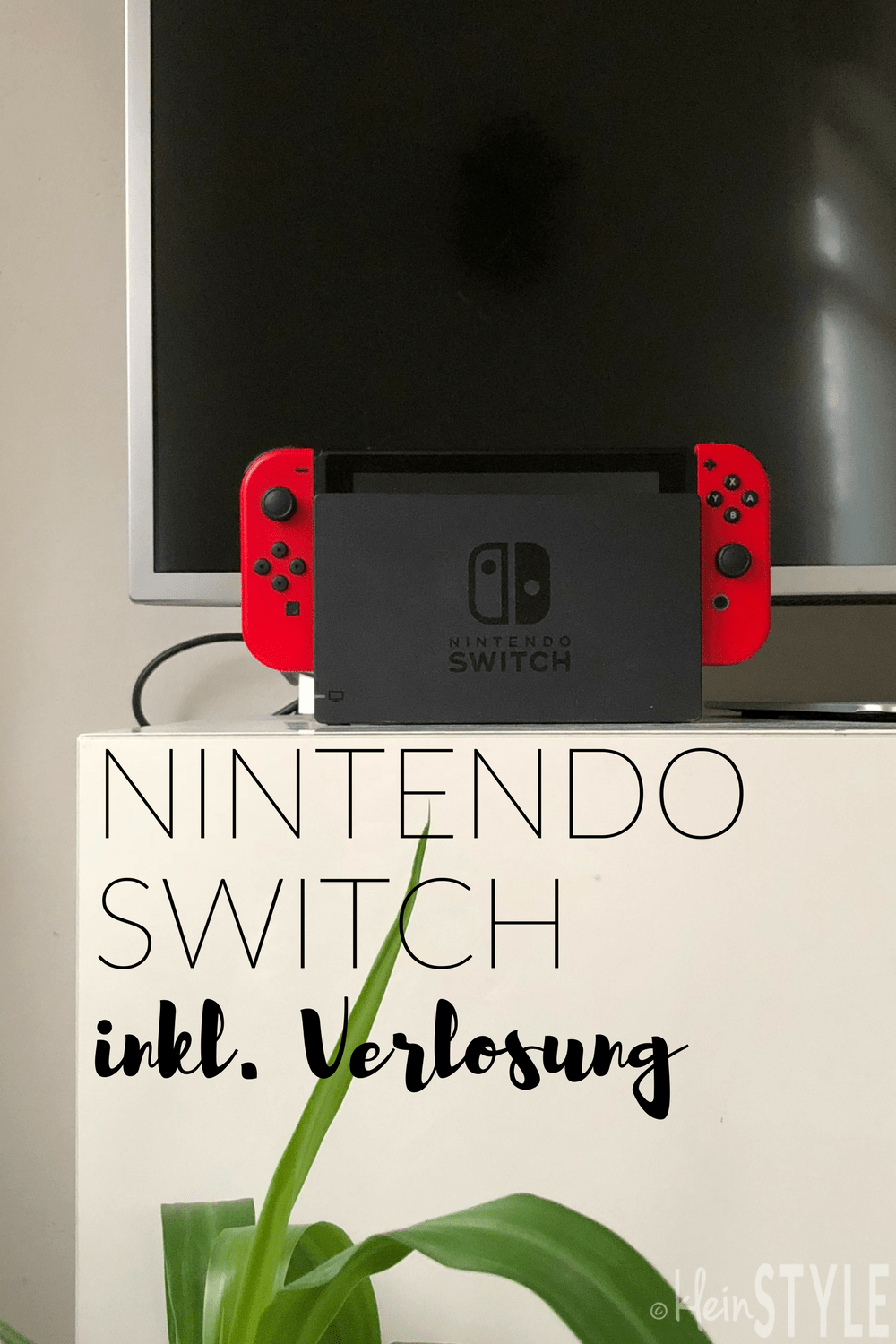 Nintendo Switch : Partyspiel 1-2-Switch {inklusive Verlosung}