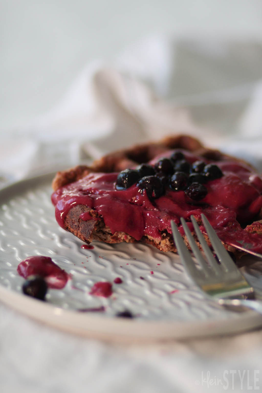 (Deutsch) Food Love Friday : Esselstyn's Pflanzen-Mission {inkl. Knusperwaffel-Rezept}
