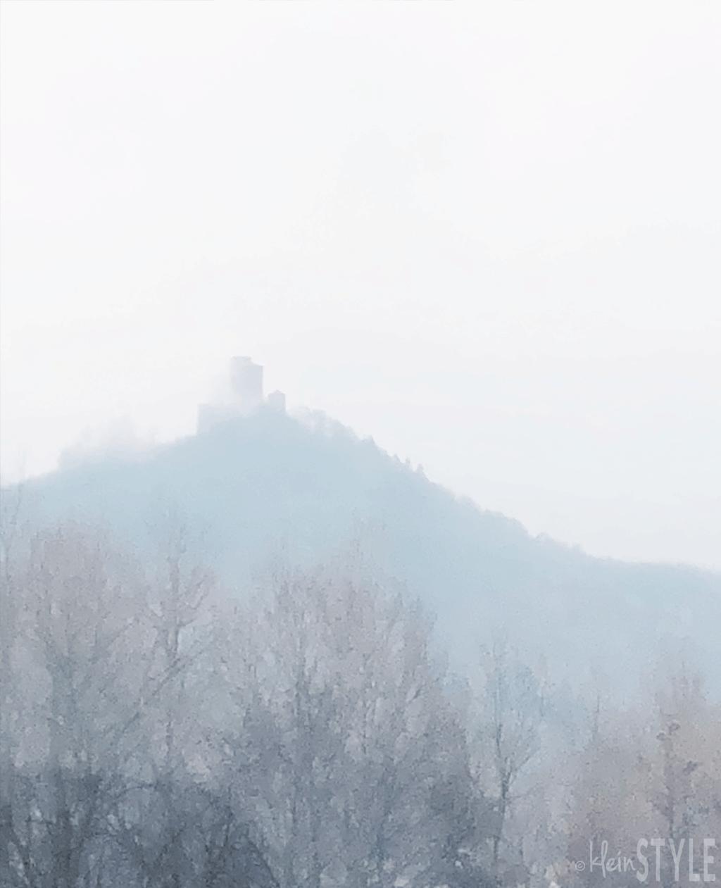 Mai Momente : Nebel im Kopf