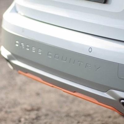 Volvo V90 Cross Country Ocean Race Familienauto Erfahrungsbericht auf kleinSTYLE.com