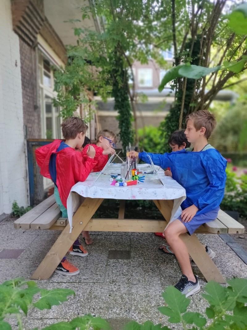 Naschoolse opvang KleintjeZuid Amstelveensweg