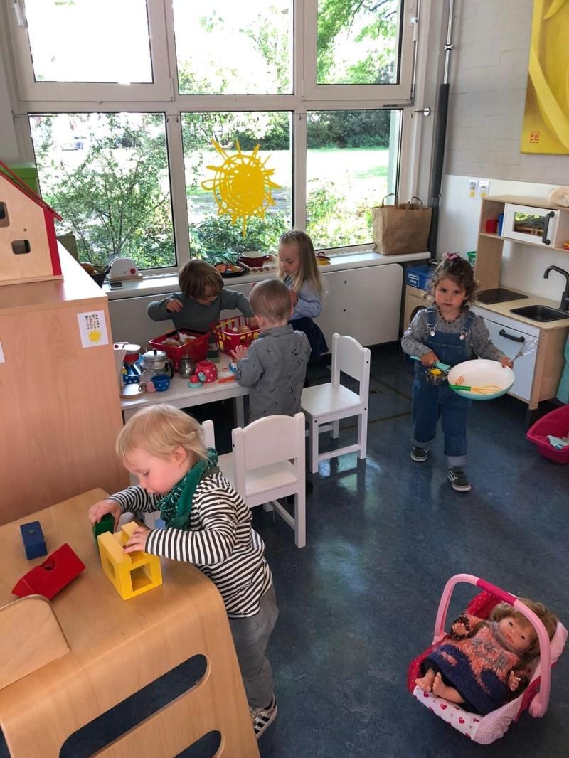 KleintjeZuid de Rivieren Halve dagopvang/voorschool